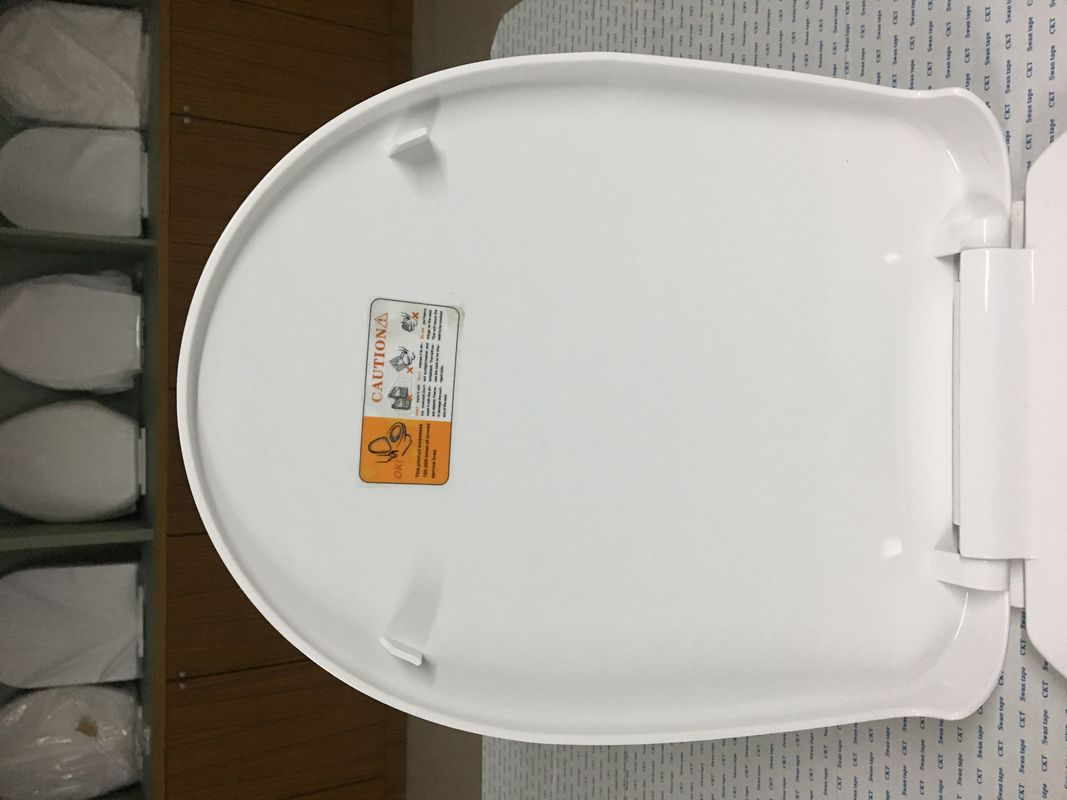 High gloss surface Toilet Bowl Seat Cover Fits most toilets size