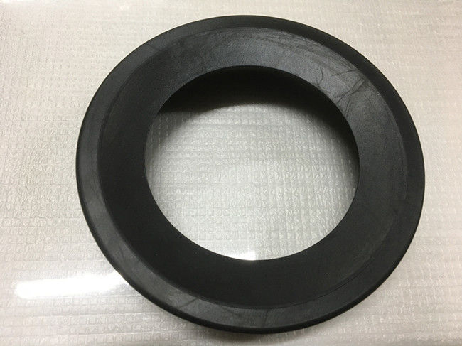 Black Anti Odour Toilet Cistern Rubber Seal For Toilet Drain Mouth Sealing