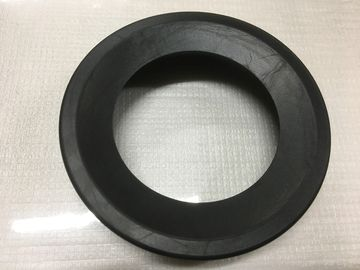 China Round Black Durable Toilet Tank Fittings Rubber Gasket 30-90 Shore Hardness factory