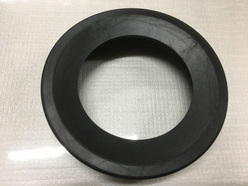 China Black Anti Odour Toilet Cistern Rubber Seal For Toilet Drain Mouth Sealing distributor