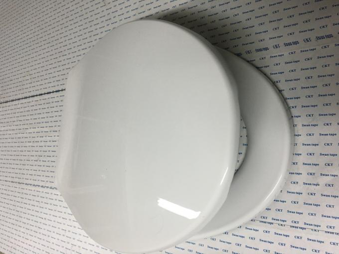 Integrated Structure Self Closing Toilet Seat Lid With Rough In And Drainage Mode